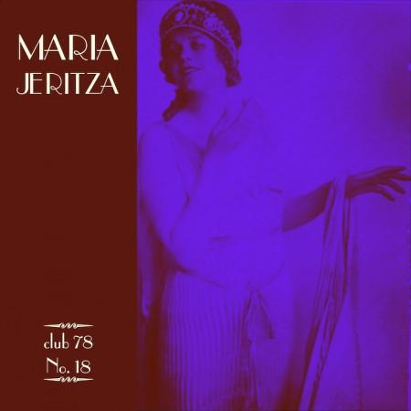 Maria Jeritza