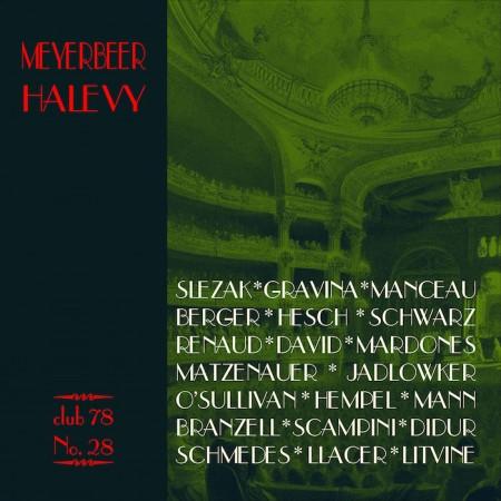 Meyerbeer, Halevy