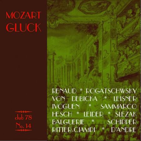 Mozart Gluck