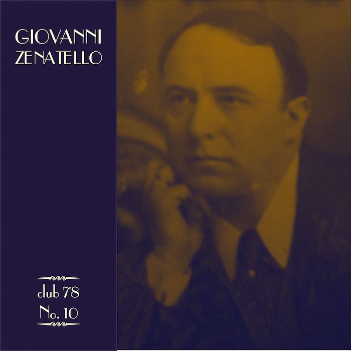 Giovanni Zenatello